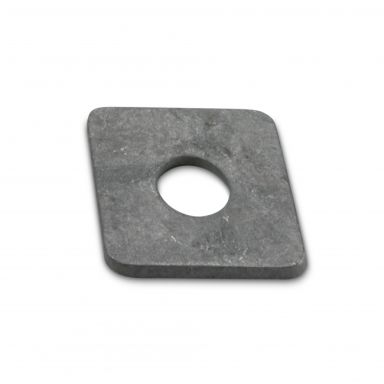 Heco 9605223 Fyrkantsbricka S4B, varmförzinkad