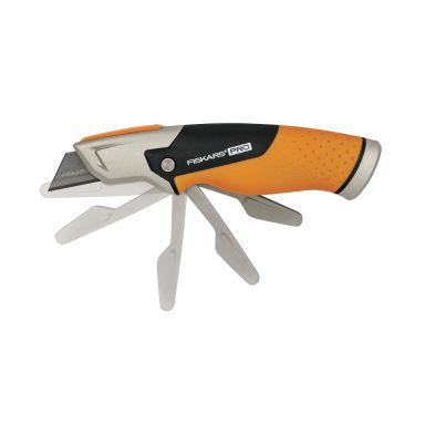 Fiskars CarbonMax Universalkniv fast blad