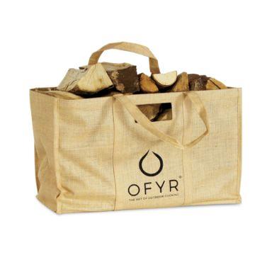 OFYR Wood Bag Vedpåse