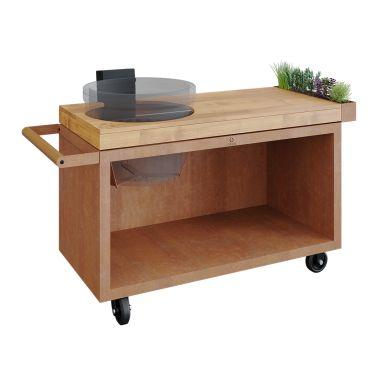 OFYR 4000214 Arbetsbord skärbräda i teak