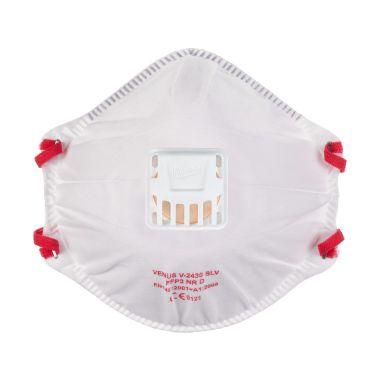 Milwaukee 4932471906 Skyddsmask 10-pack, FFP3-skyddsklassning