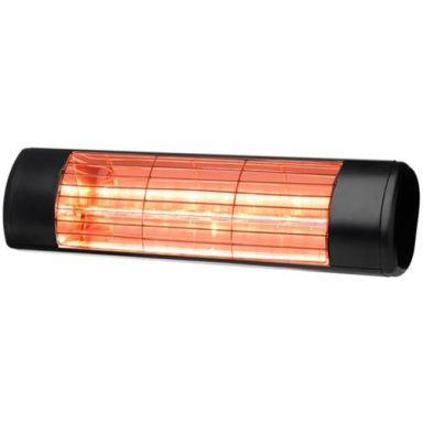 Heatlight HLW-20 Infravärmare 2000 W, svart
