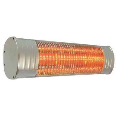 Heatlight VLH-15 Infravärmare 1500 W, silver