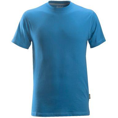 Snickers 2502 T-shirt havsblå