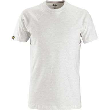 Snickers 2504 T-shirt askgrå, MultiPockets