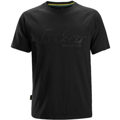 Snickers 2580 T-shirt svart