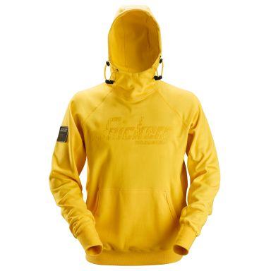 Snickers 2881 Luvtröja gul