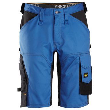 Snickers 6153 AllroundWork Shorts klarblå/svart