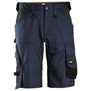 Snickers 6153 AllroundWork Shorts marinblå/svart