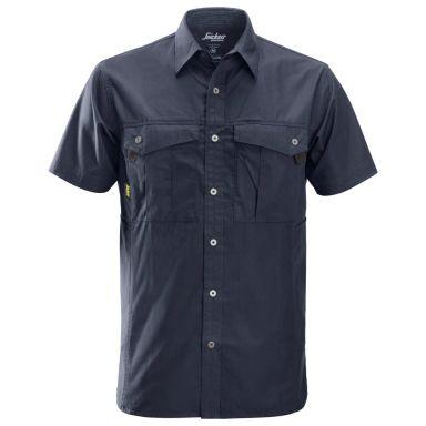 Snickers 8506 Skjorta marinblå