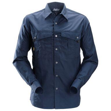 Snickers 8508 Skjorta marinblå