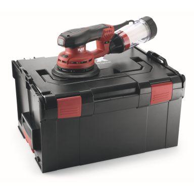 Flex ORE5-150EC Excenterslipmaskin i set,