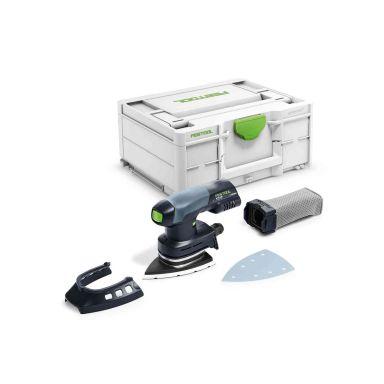 Festool DTSC 400-Basic Kärkihiomakone laukussa, ilman akkua ja laturia