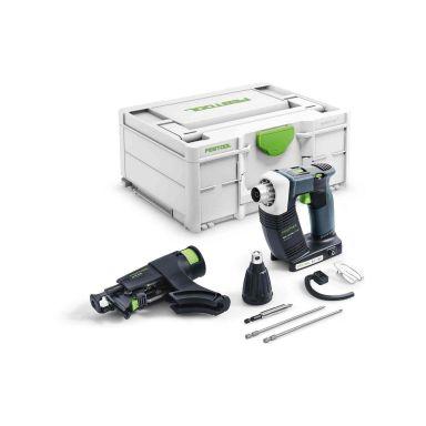 Festool DWC 18-2500 Basic Skruvautomat med väska, utan batteri och laddare