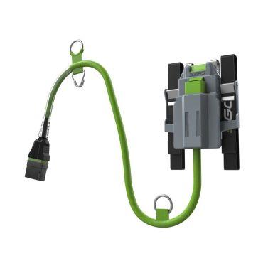 EGO ABH3000 Batterihållare för bälte och klättersele
