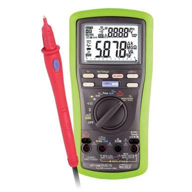 Elma BM878 Multimeter inbyggd isolationstestare