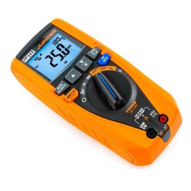 Elma HT Jupiter TRMS Multimeter med HT4006-tång, inkl. batterier