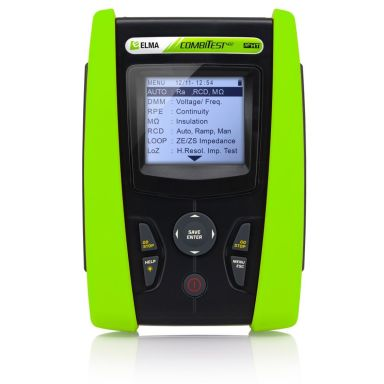 Elma Combitest 422 Installationstestare inkl. batterier