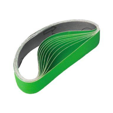 Fein 63714137010 Slipebånd K120, 10-pakning, 30x533 mm