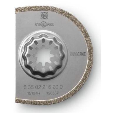 Fein 63502216210 Diamantsagklinge Ø 75 x 1,2 mm, Starlock