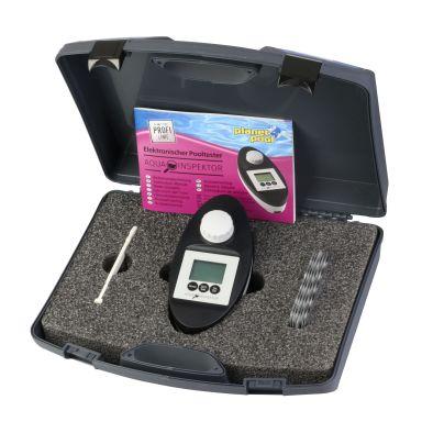 Planet Pool Aqua Inspektor Mätinstrument elektroniskt, pH/klor