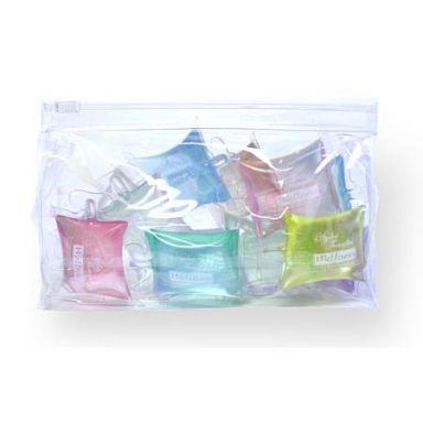 Wellness 4512900 Spadoftkit 12 x 15 ml, forskjellige dufter