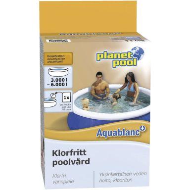 Planet Pool Aquablanc Plus Desinfektionsmedel 3000-6000 L