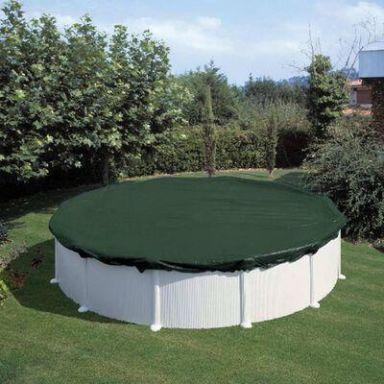 Planet Pool Standard Poolskydd Ø420 cm