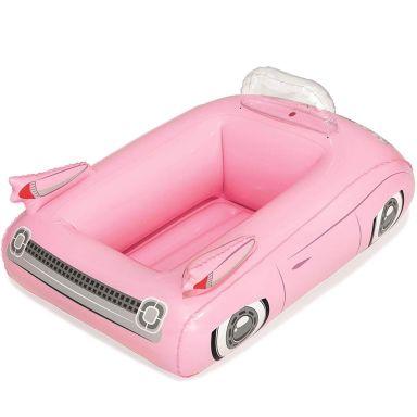 Bestway Pink Party Car Cooler Kjøler oppblåsbar