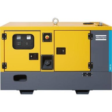 Atlas Copco QES 20 Generator 14,4 KW, Steg V