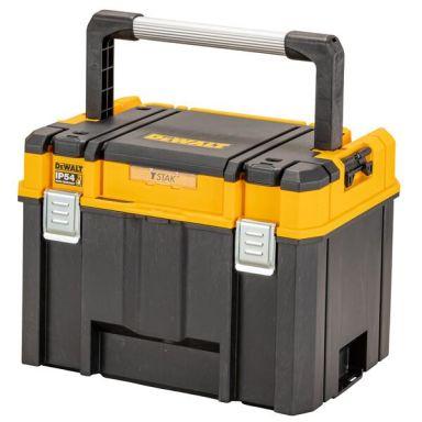 Dewalt DWST83343-1 Förvaringslåda TSTAK, djup låda, långt ht