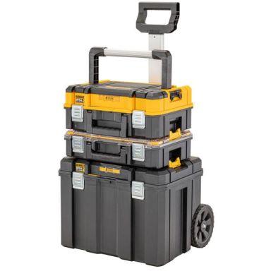 Dewalt DWST83411-1 Förvaringslåda TSTAK, set med 3 lådor