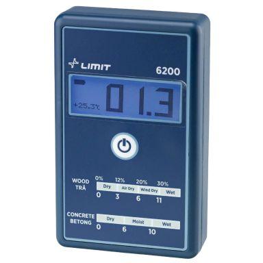 Limit 6200 Fuktmätare inkl. batteri