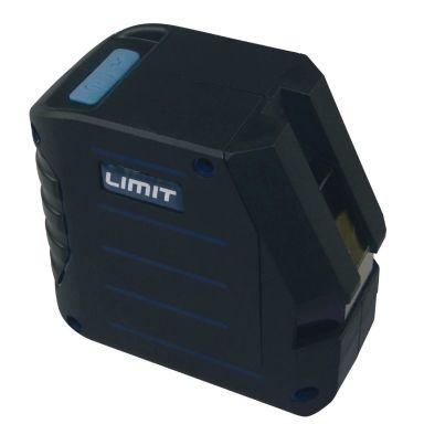 Limit 1001 R Krysslaser rødt laserlys, inkl. batterier
