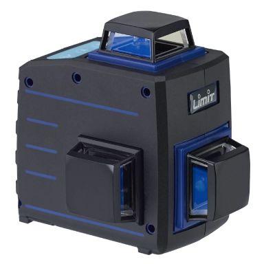 Limit 1080-R Multikorslaser inkl. batterier