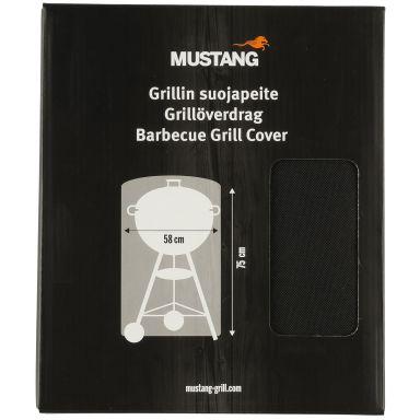 Mustang 250967 Överdrag till Gourmet-klotgrill