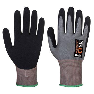 Portwest CT45 Handske grå/svart