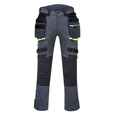 Portwest DX4 Arbeidsbukse grå