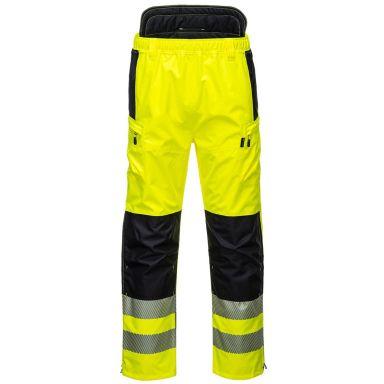 Portwest PW3 Bukse Hi-Vis gul