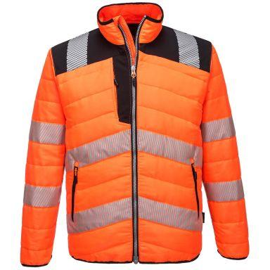Portwest PW3 Jacka Hi-Vis orange