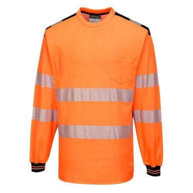 Portwest PW3 Tröja Hi-Vis orange