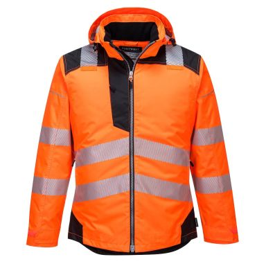 Portwest PW3 Vinterjacka Hi-Vis orange