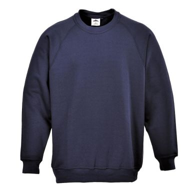 Portwest Roma Sweatshirt marinblå
