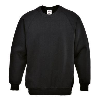 Portwest Roma Sweatshirt svart