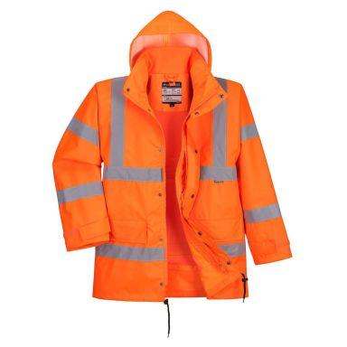 Portwest RT63 Jacka Hi-Vis orange