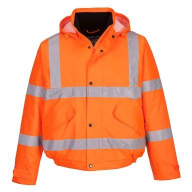 Portwest S463 Jacka Hi-Vis orange