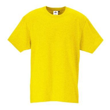 Portwest Turin Premium T-skjorte gul