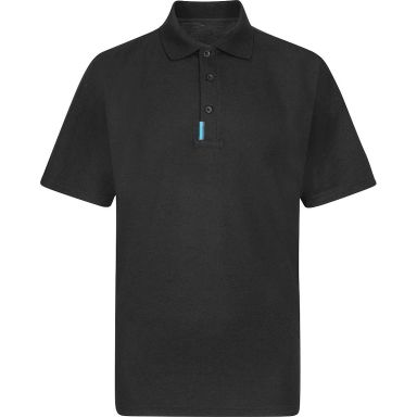 Portwest WX3 Pikéskjorte svart