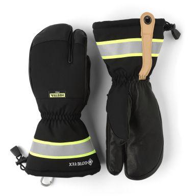 Hestra Job GORE-TEX Pro Arbetshandske svart, vattentät
