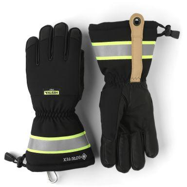 Hestra Job GORE-TEX Pro Arbetshandske snölås, reflex